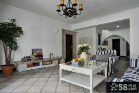 地中海风格别墅室内设计效果图片
