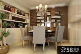 低调的奢华现代客厅背景墙装修效果图大全