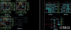 三层自建别墅图纸设计