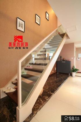 2013别墅楼梯装修效果图片
