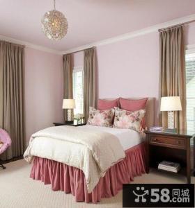65平米小户型卧室装修效果图 像公主一样宠爱自己