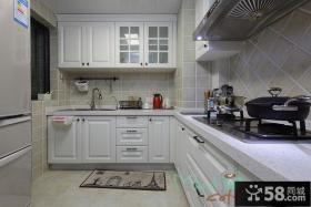 简欧式风格厨房装修效果图