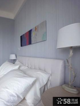 家庭设计室内卧室床头灯具图片