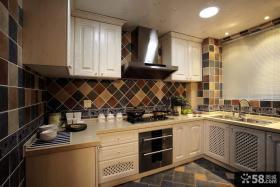 古典风格厨房装修设计图片
