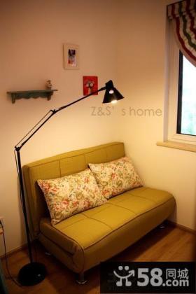 小复式客厅沙发图片