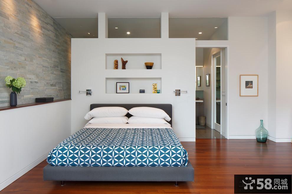 70平方小户型主卧装修设计图