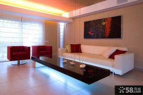 客厅沙发背景墙装饰画