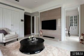 美式家庭设计室内公寓图片大全2015