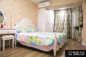 女生欧式卧室装修效果图大全2013图片