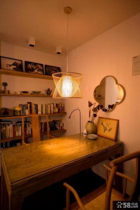 日式公寓餐厅装修图片