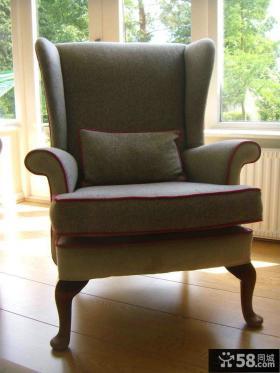 单人沙发设计图