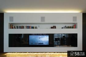 家装液晶电视背景墙装修效果图