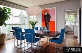 80平米小户型现代客厅装修效果图