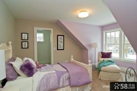 经典美式别墅客厅石膏天花板装修效果图