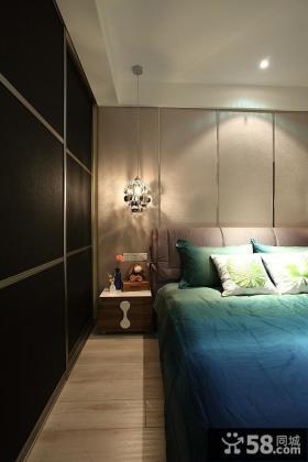 时尚现代卧室灯具图片