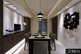 2014现代风格餐厅设计