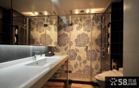 美式田园风格创意两居室装修图