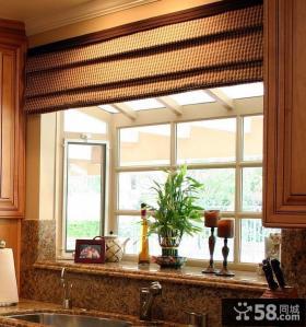 厨房飘窗石材效果图