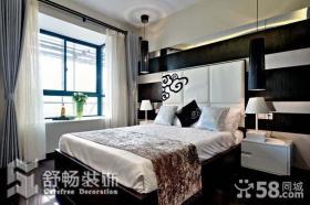 现代10平米卧室装修效果图大全