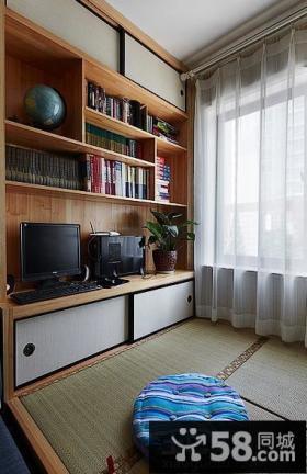 美式二居瓷砖电视背景墙效果图