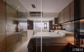现代公寓室内时尚卧室图片大全