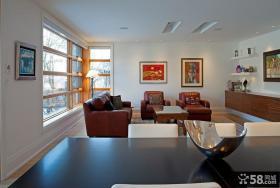三室两厅装修效果图 简单客厅装修效果图2012
