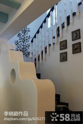 小复式楼梯装修效果图欣赏
