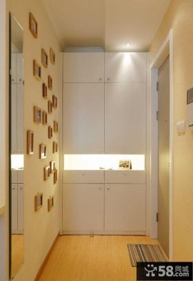 简约风格35平米小户型卧室装修效果图