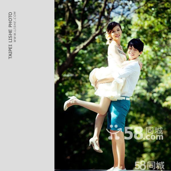 台北 青岛/游客最喜爱的婚纱摄影,青岛台北丽舍婚纱摄影