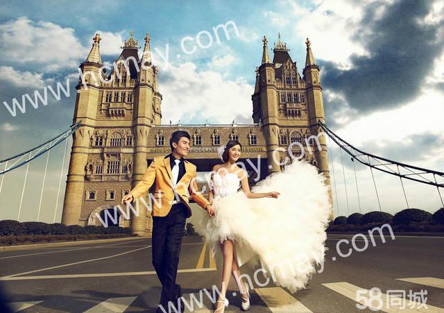最新外景点伦敦塔桥