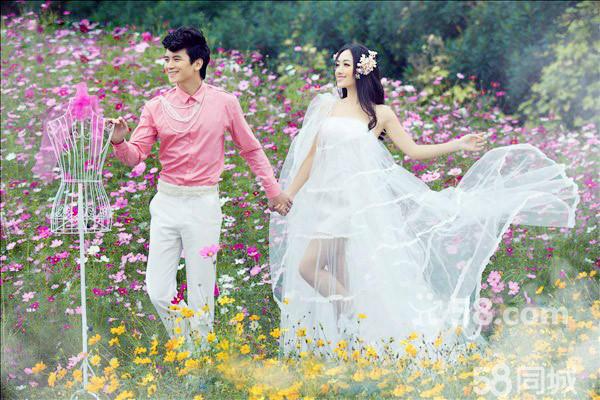 结婚图片唯美意境欧式
