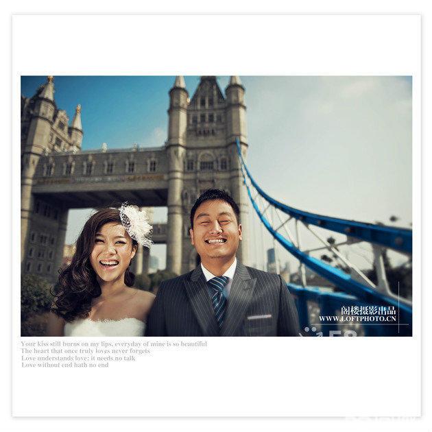 英伦的品格之伦敦塔桥