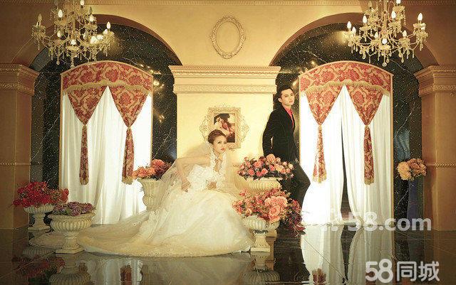 济南罗曼史婚纱摄影实景基地
