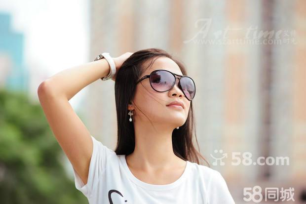 深圳个人艺术照拍摄/艾特时光写真摄影