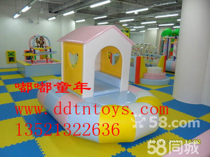 儿童乐园设备加盟 室内儿童游乐设施