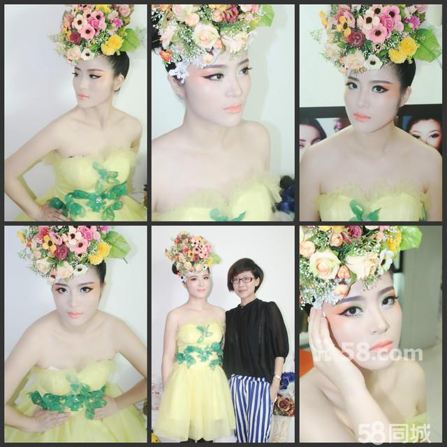 湛江学化妆造型,西奈化妆形象设计培训