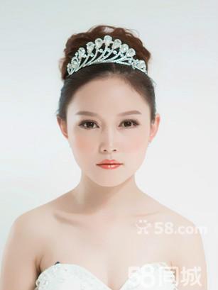 美妆素描发型图片展示
