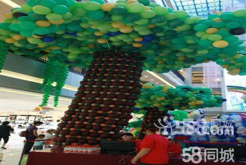 【深圳气球树造型装饰】-深圳58同城