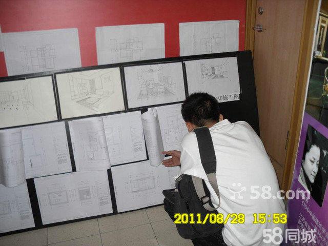 室内手绘培训室内设计的职业发展前景可以肯定的说