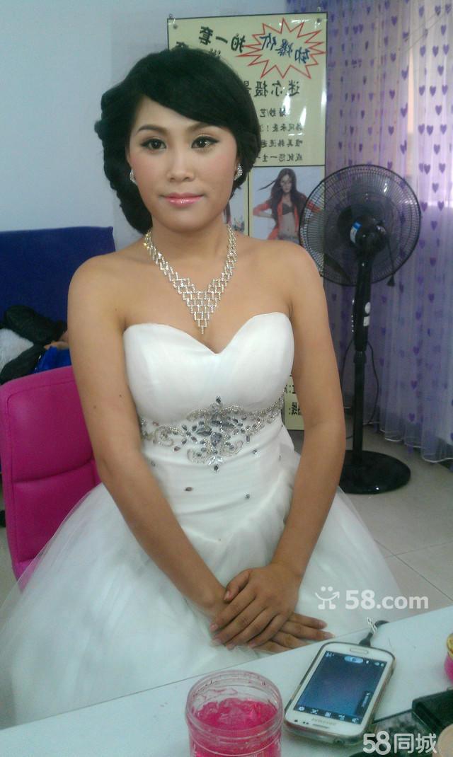 迷尔新娘彩妆