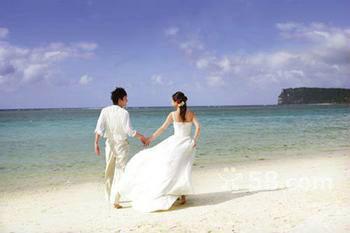 塞班岛6日5晚跟团游>哪个海岛办婚礼好/塞班岛白沙教堂或马里亚纳