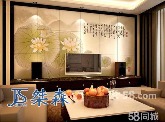 石材电视背景墙设计