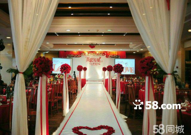 成都市幸福霖婚礼馆-婚庆一条龙服务上千场的婚礼经验