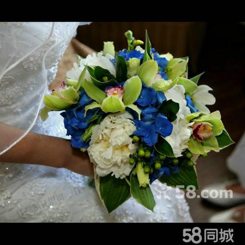 婚礼元素——婚礼手捧花
