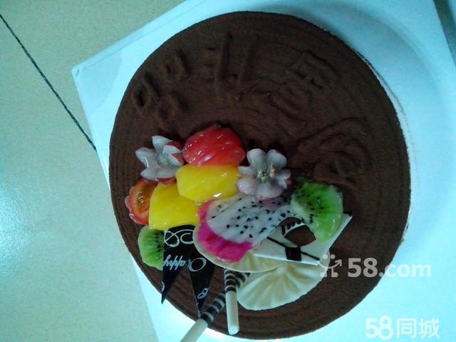 深圳生日蛋糕纯手工制作培训 生日蛋糕怎么做蛋糕