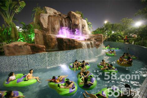 水上乐园 (游览时间约为6小时) 长隆景区全部包括 香江野生动物园