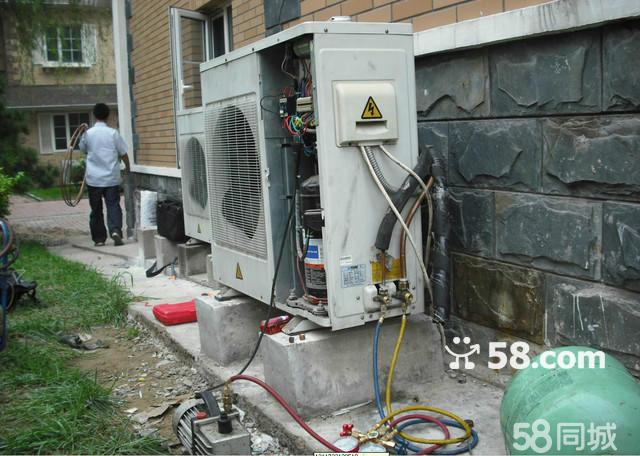 福田专业空调移机,清洗,维修,加氟,空调常见故障