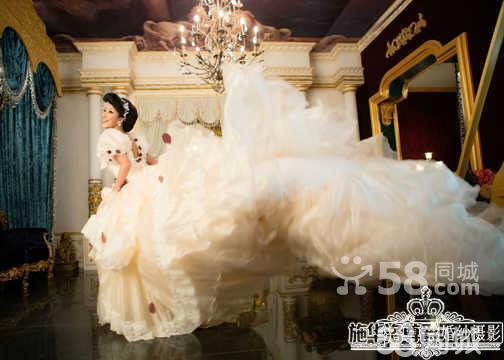 兰州婚纱摄影兰州施华洛样片雪莱书房闪亮登场