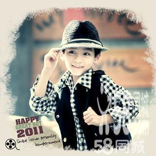 天津可爱多国际儿童摄影