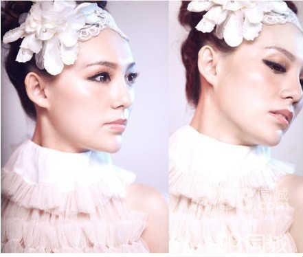 专业化妆师新娘上门跟妆 舞台妆 杂志 淘宝拍摄